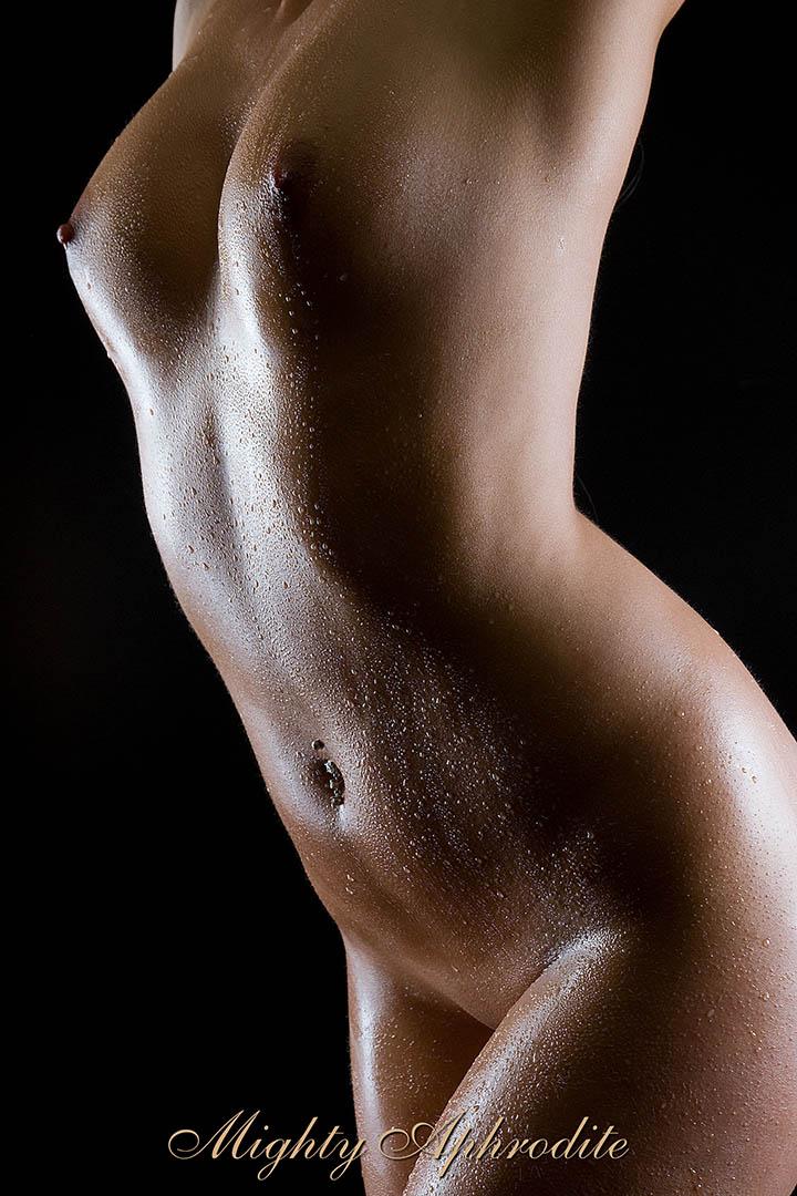 sexy nude china model
